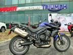 2013 Triumph Tiger 800 ABS - Sapphire Blue