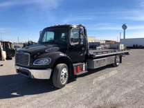 **Sold Unit**Used 2017 Freightliner M2 w/ Chevron 21' Steel LCG cARRIER