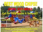 Wood Chips or Mulch For Gardens and Playgrounds
