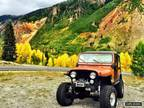 1986 Jeep Cj 7 Automatic