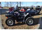 2013 Polaris Sportsman XP 850 H.O. EPS Stealth Black LE TOURING 500 H.O.