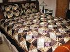 Brand new beautiful quilt set - $50 (bedford)