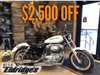 2018 Harley-Davidson XL883L - Sportster® SuperLow® Motorcycle for Sale