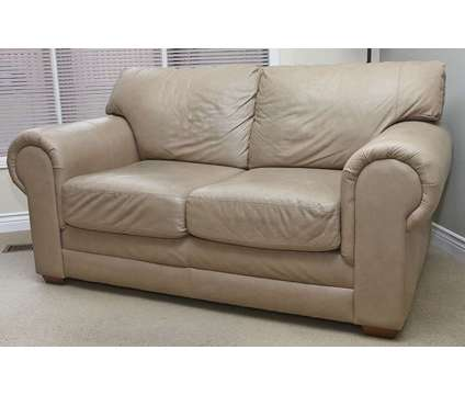 Leather Sofa & Loveseat is a Sofas for Sale in Mississauga ON