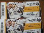 Sabres Tickets VS Senators