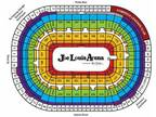 2 Tickets Detroit Red Wings vs Chicago Blackhawks 11/14 s212A -