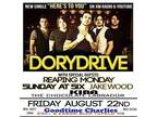 Dory Drive @ Good Time Charlies $10 Adv. Tickets -