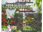 300+ eBooks Gardening Organic Food Greenhouse Plans Graft Fruit Trees