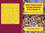 Book 8 in the New Testament Bible Word Search Book Series