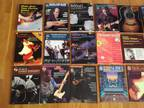 LOT of 32 Guitar Instruction, Technique and Song Books -