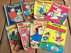 8 CT. Dell Comic Books from 1950's -