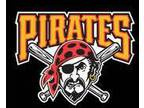Pirates-Phillies Bus Trip to Pittsburgh on July 4th & 5th -