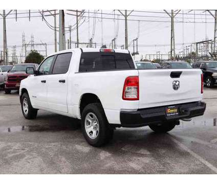 2019 Ram 1500 Tradesman is a White 2019 RAM 1500 Model Tradesman Car for Sale in Cerritos CA