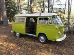1978 Volkswagen Bus Vanagon Westfalia Campmobile