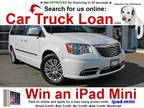 2016 Chrysler Town & Country Financing Available Apply for a Loan at Surrey Mit