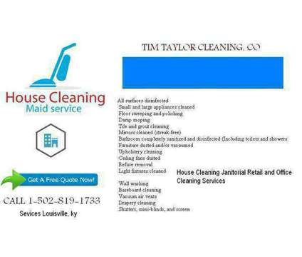 House cleaning service Louisville,ky is a Home Cleaning & Maid Services service in Navilleton IN