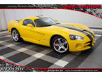 2006 Viper Race Yellow Dodge Viper