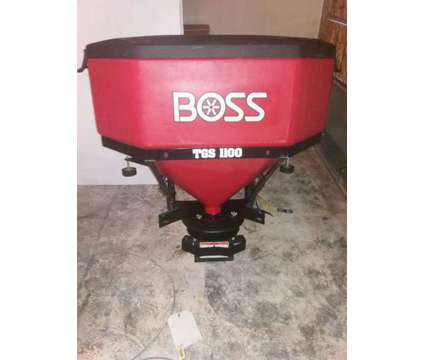 Boss - BOSS TGS 1100 - Tailgate Salt Spreader w/ Slide-In Attachment is a 2016 Car & Truck Part in Jackson MI