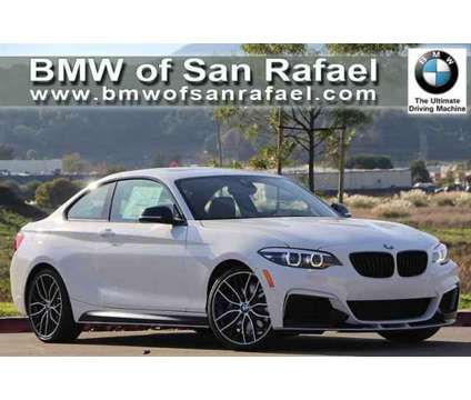 New 2019 BMW 2 Series Coupe is a White 2019 Coupe in San Rafael CA