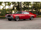 1970 Cranberry Red Chevrolet Chevelle SS LS6