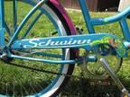 beautiful schwinn bike -