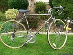 mens road bikes--reconditioned with new parts (1-5)