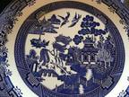 Huge collection of Churchill England Fine China - Blue Willow
