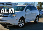 2008 White Saturn Vue