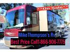 2018 Tiffin Motorhomes ALLEGRO RED 37PA 37PA