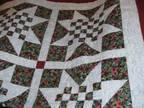 several handmade quilts (chazy, ny)