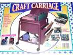 Craft Cart - Never Used - $40 (Omaha NE)