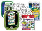 LeapFrog LeapPad2 Explorer Crayola Creativity Bundle