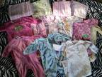 Baby girl clothes 0-3 months -