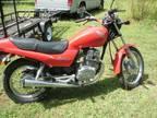 1991 Honda Nighthawk 250