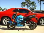 sky hawk motorcycle 2000 watts