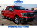 2019 Ford F-150 Red, 28 miles
