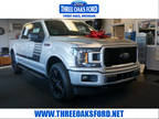 2019 Ford F-150 Silver, 12 miles