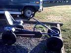 adult/kid or paddle cart - $15