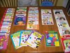 Mailbox books-ALOT like new - $1 (Merrill)