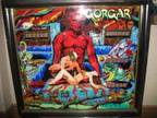 Gorgar pinball machine - $800 (West Columbia)