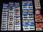Hot Wheels New in Package - $40 (Dubuque)