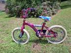 """EQUATER PRETTY LADY 16"""" BICYCLE - $10 (Ohatchee)"""