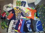 Boys clothes, sizes vary but m