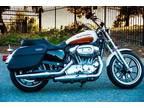2011 Harley Davidson 883 Sportster, only 2,691 miles