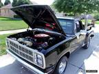 1980 Dodge D150 Midnite Express 440