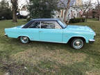 1966 Blue AMC Rambler