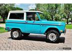 1968 Ford Bronco Inline Suv Beautiful Cond
