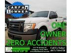 2012 Ford F-150 4WD SuperCab 145 XL