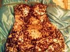 Formal Plus Size Formal Dress