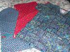 $15 Womens Scrub Tops **SMALL**CHEROKEE*KNOT US*DICKIES*3pcs